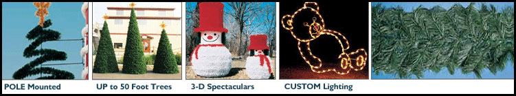 Examples of Christmas Decor
